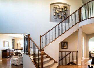 Wybór balustrady schodowej